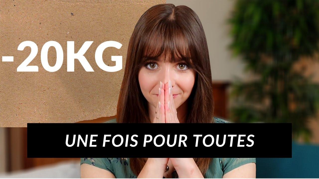 Download COMMENT J'AI PERDU 20 KILOS (régime, déclic...)