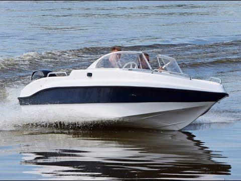 Моторная лодка Неман 450 Open