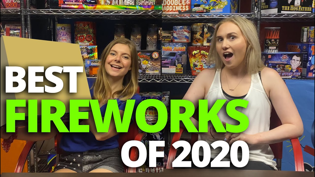BEST Fireworks of 2020 - 4th of July Fireworks Shopping List