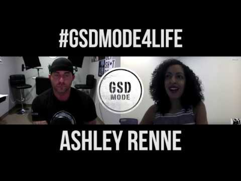 """How To Get Highly Paid To Travel & See The World"" GSD Interview with Ashley Renne"