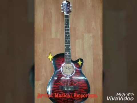Icon Guitars - Arvind Musical Emporium