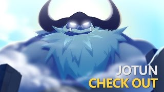 Check Out... Jotun (Alpha Gameplay)
