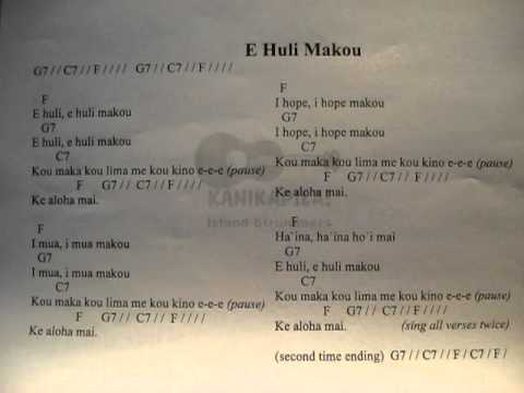 E Huli Makou.AVI