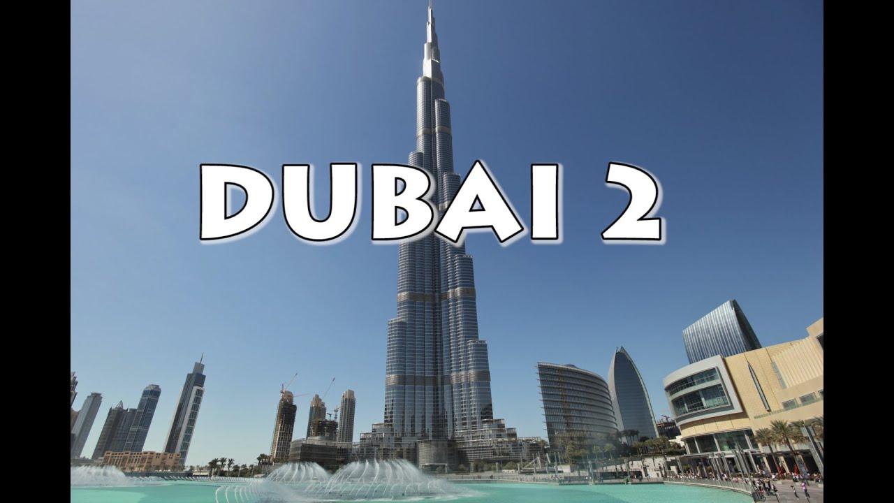 El edificio m s alto del mundo dubai uae 2 youtube for Edificio movil en dubai