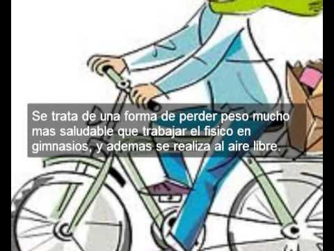 Los beneficios para la salud de desplazarse en bicicleta youtube - Beneficios de la bici eliptica ...