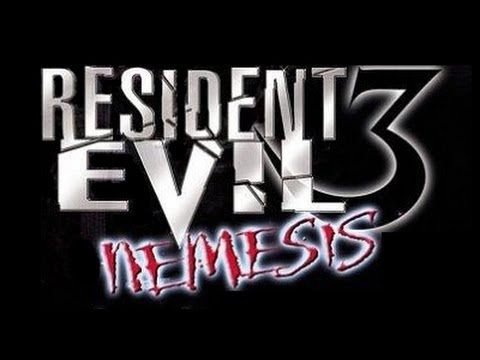 Classic PS1 Game Resident Evil 3 Nemesis On PS3 Upscaled