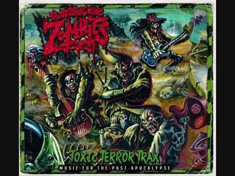 Bloodsucking Zombies From Outer Space -Toxic Terror Trax (Full Album)