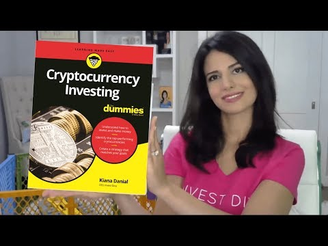 Cryptocurrency Investing For Dummies Book Reading - Intro - History Of Bitcoin - Page 1