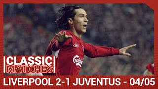 European Classic: Liverpool 2-1 Juventus | Garcia wonder strike in Champions League
