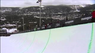 Ayumu Hirano 5th Place Run - Dew Tour Snowboard Superpipe Finals