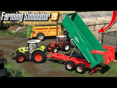 🔴 DE SUPERBES MODS A VENIR !!! (On Les Découvrent) - Farming Simulator 19