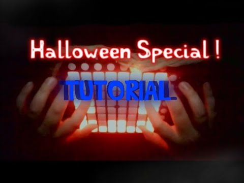 This Is Halloween (Whiite Remix) Tutorial - YouTube