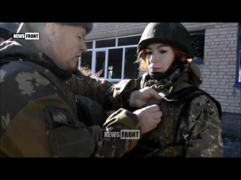 Deux journalistes de l'agence DONi se voient décerner une médaille sur positions à Zaïtsevo - RPD