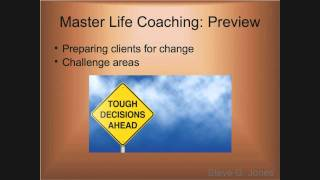 Sample of Master Life Coaching (Module 1)