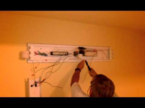 emergency ballast gone wrong youtube. Black Bedroom Furniture Sets. Home Design Ideas