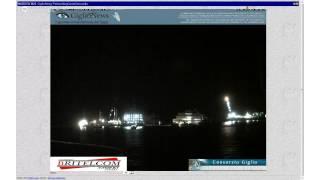 GiglioNews - Costa Concordia Parbuckling 17/9/13 03:00 - 07:00