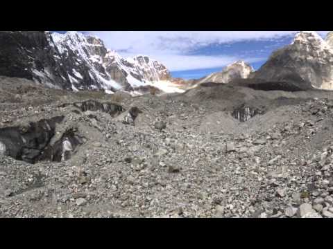 Everest base camp trek oct 07th 2014