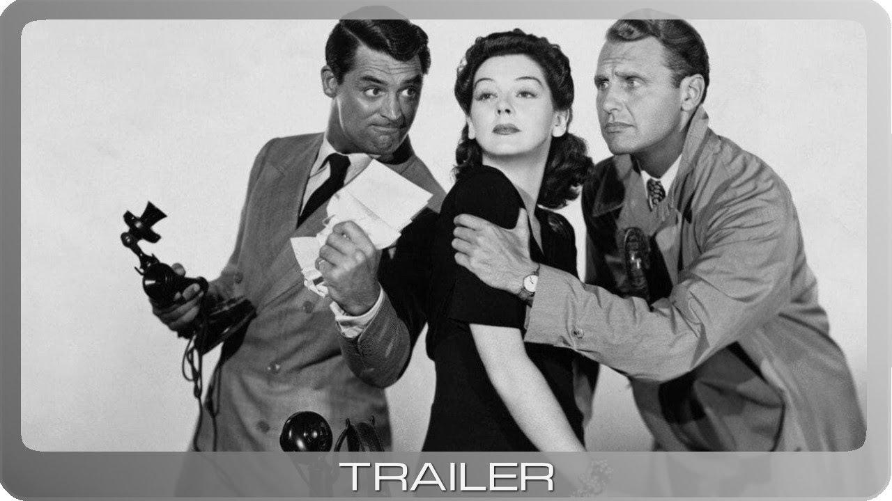 His Girl Friday ≣ 1940 ≣ Trailer
