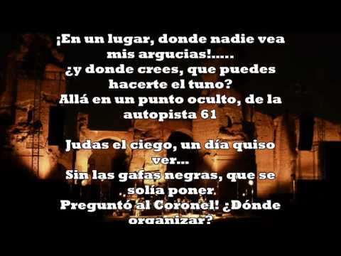 Highway 61 Revisited - Bob Dylan - Spanish Version