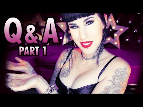 My First Question & Answer Video - Part One | Avelina De Moray