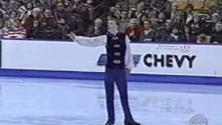 Timothy Goebel 2001 Nationals Long Program