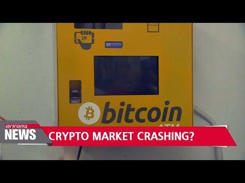 Bitcoin tumbles 28% to below $10,000