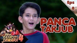 TCAKEP!! Panca Takjub Sama Kehebatan Silat Mansyur - Fatih Di Kampung Jawara 4 Eps 8 PART 3