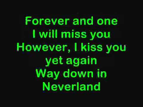 Helloween - Forever and One (versi karaoke )