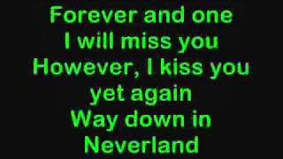 Helloween - Forever and One (versi karaoke )