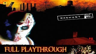 Manhunt | Full Playthrough | Longplay Gameplay Walkthrough | No Commentary