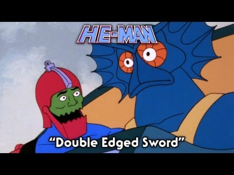 He Man - Double Edged Sword - FULL episode thumbnail