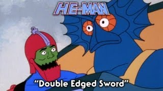 He-Man - Double Edged Sword - FULL episode