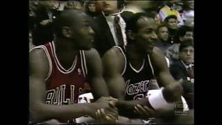 1988 NBA Slam Dunk Competition | All-Star Weekend | Michael Jordan It was the ultimate faceoff. It had been three years since Michael Jordan and Dominique ...