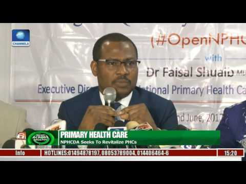 Primary Healthcare Agency Targets Reforms In Routine Immunization