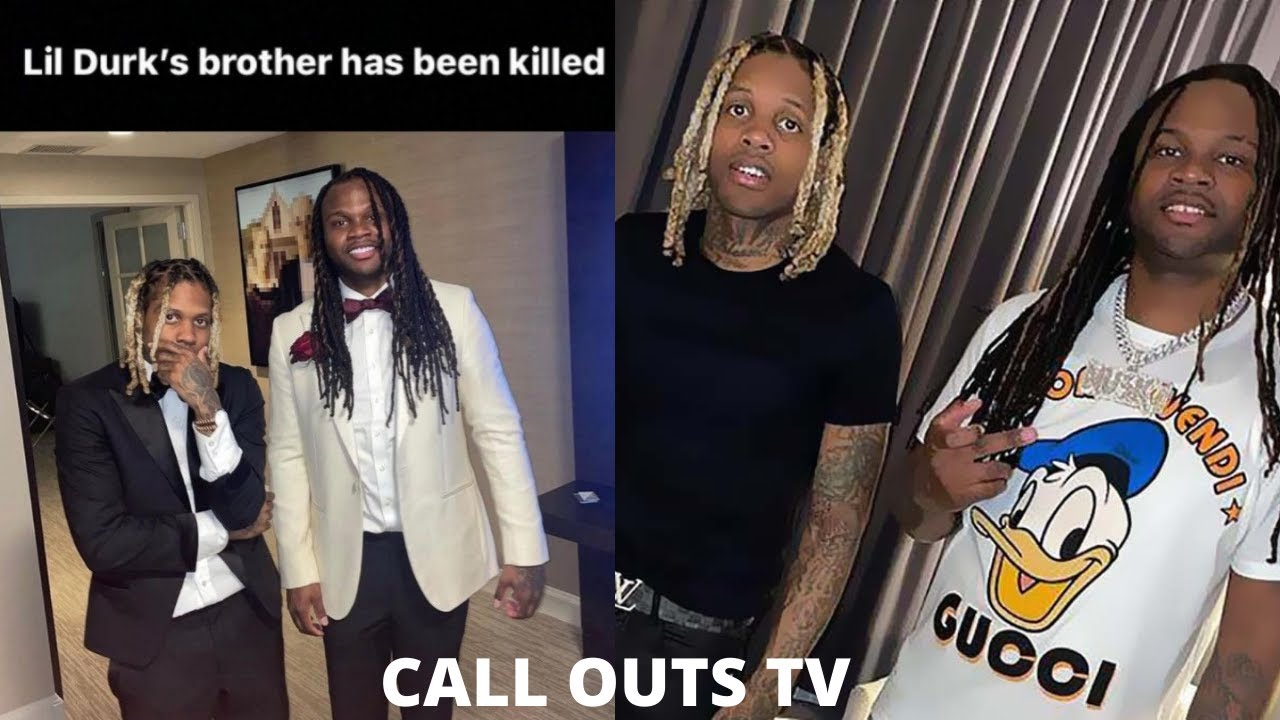 LIL DURK BROTHER OTF DTHANG SHOT AND KILLED OUTSIDE OF A CHICAGO NIGHT CLUB