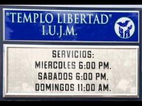 Templo Libertad - Hno  Daniel Ortega