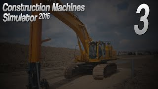 Construction Machines Simulator 2016 - Poważne zadania :D #3 /PlayWay