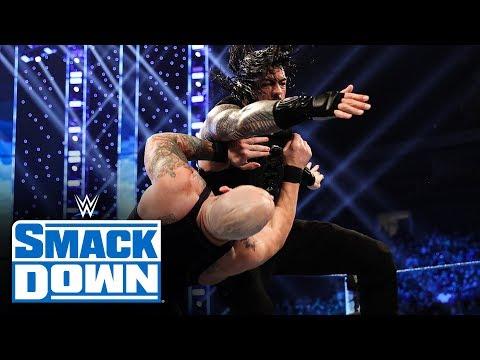 Roman Reigns & The Usos vs. King Corbin, Dolph Ziggler & Robert Roode: SmackDown, Jan. 31, 2020