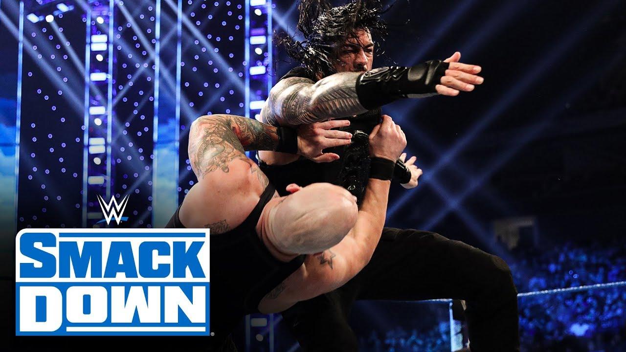Download Roman Reigns & The Usos vs. King Corbin, Dolph Ziggler & Robert Roode: SmackDown, Jan. 31, 2020