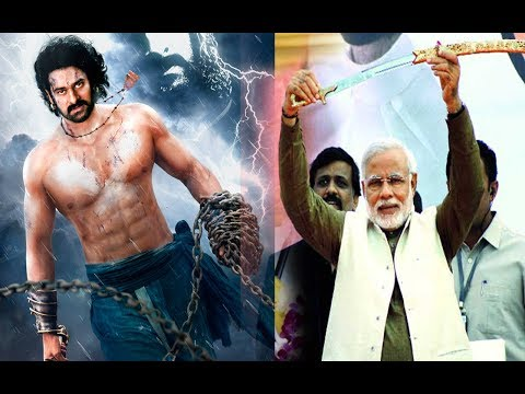 Jiyo re Narendra Modi  | Bahubali-2 song on modi