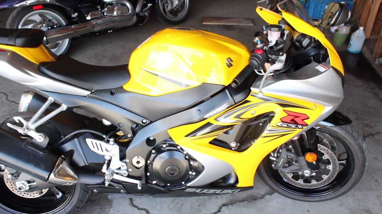 2007 SUZUKI GSXR 1000 FOR SALE - YouTube