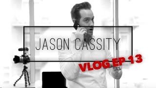 Team Meetings & Podcasts | Jason Cassity Vlog Ep 013