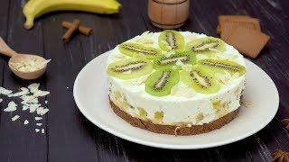 Как приготовить йогуртовый торт - Рецепты от Со Вкусом