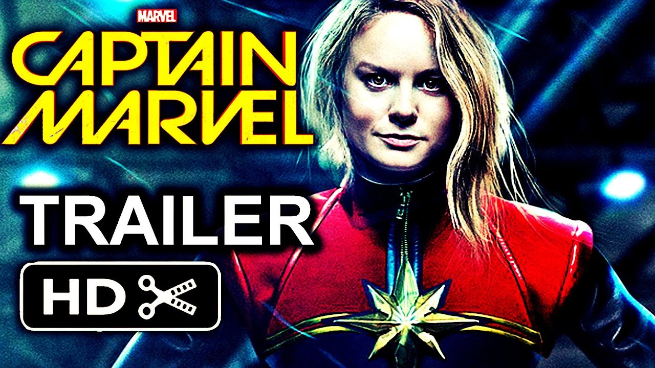 captain marvel 2019 trailer