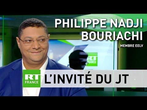 Philippe Nadji Bouriachi : «L'écologie c'est aussi mettre à nos frontières un protectionnisme vert»