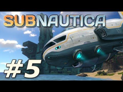 Subnautica - The Sunbeam Arrives (Part 5)
