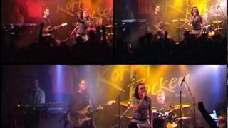 Kort i Rocken Band Live