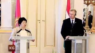 Кыргызстан. Новости 7 июня 2011 / kplus