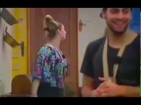 Bernardina arrasa Tiago Ginga
