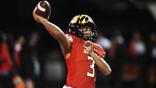 Dual Threat Nightmare | Maryland QB Taulia Tagovailoa 2020 Season Highlights